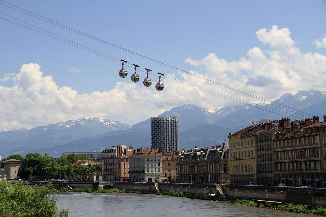 Destination touristique : activités en Isère