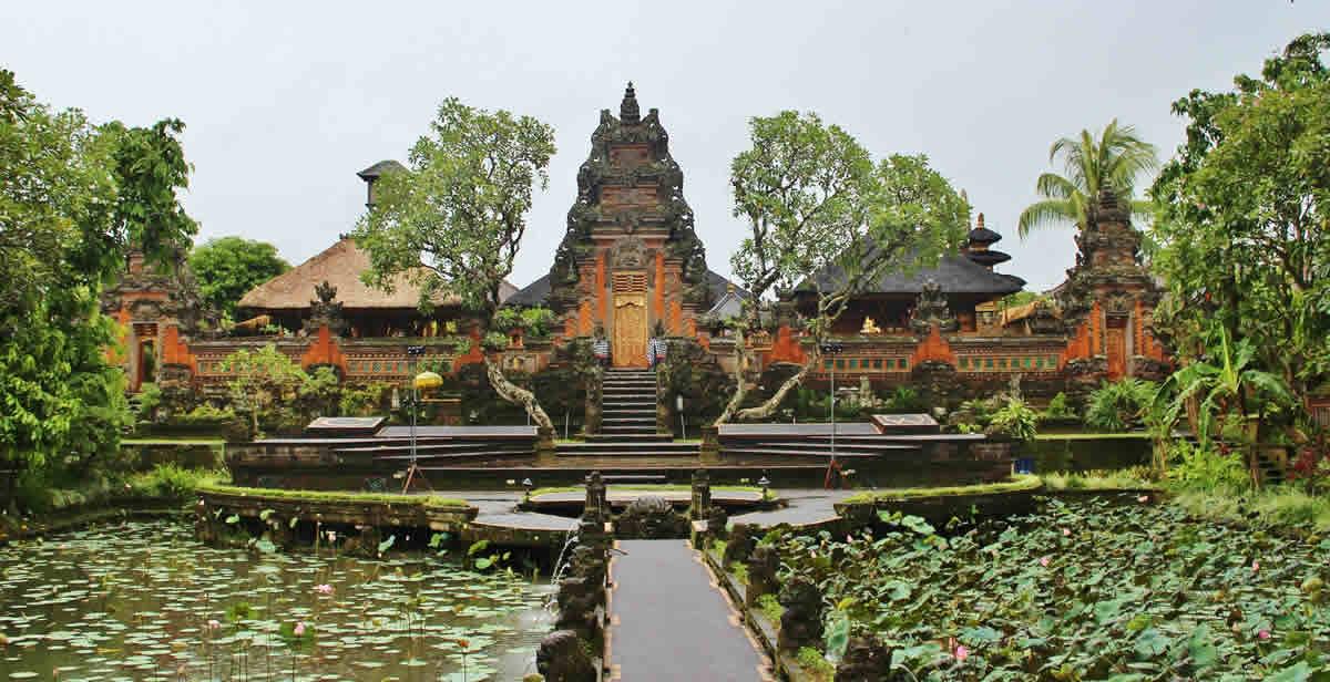 voyage à Ubud en Indonésie