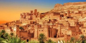 le desert marocain