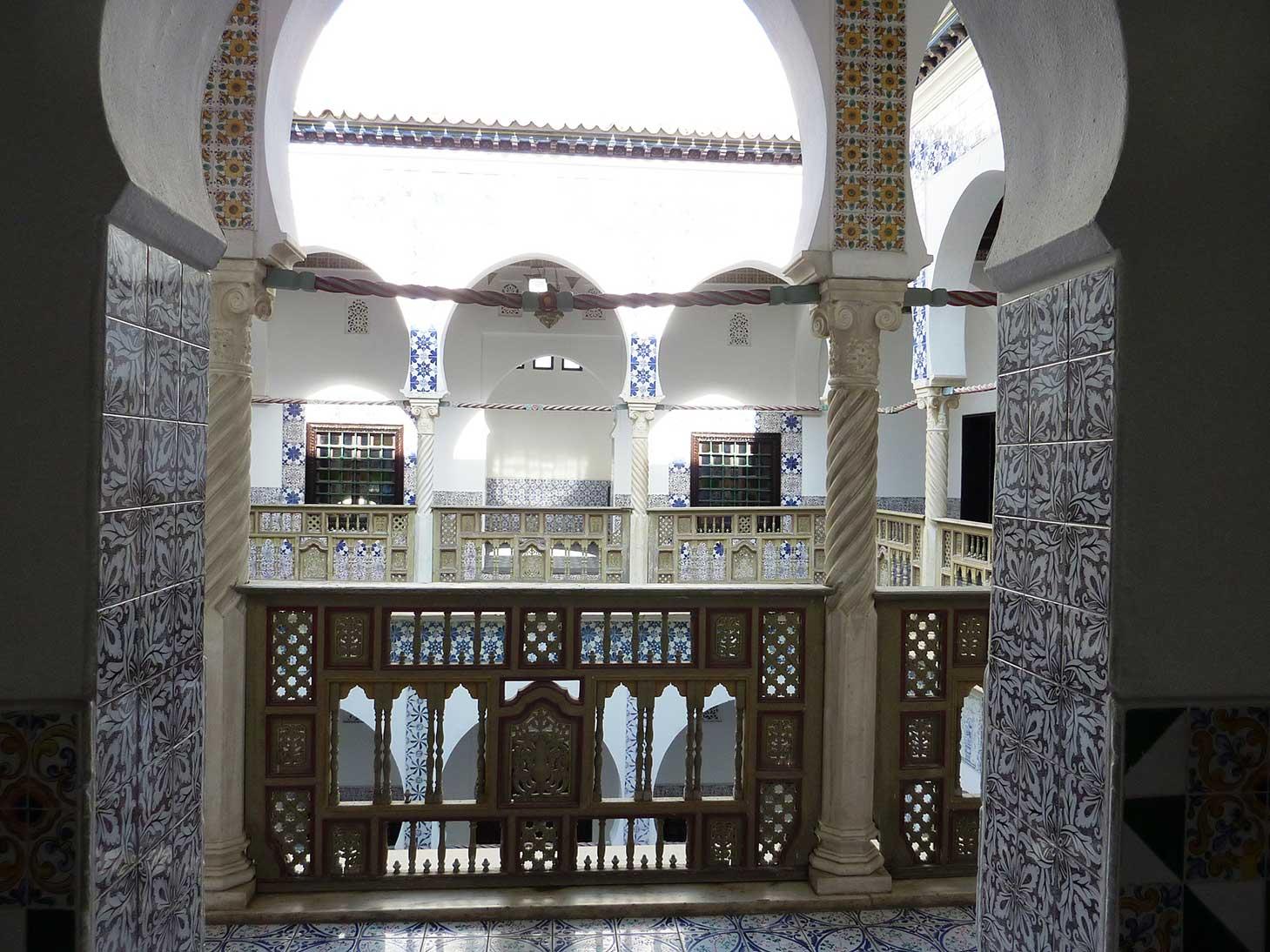 palais des rais casbah d'Alger