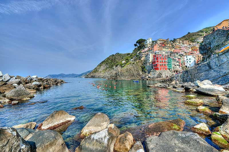 méditerranée nord de l'italie